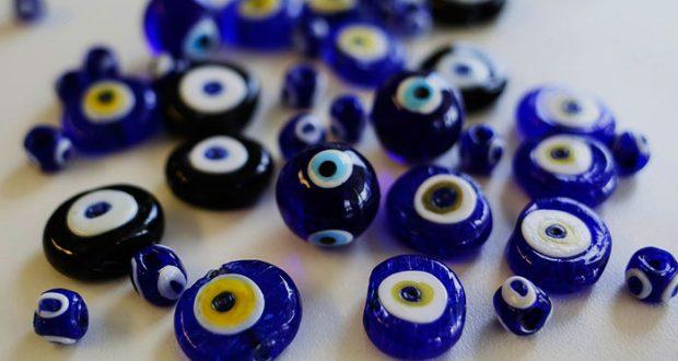 Ojo Turco, Nazar, Ojo Azul