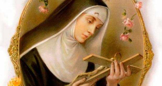 Oraciones a Santa Rita de Casia